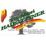 Referenzen Projekt Tischlerei Hausleitner Logo
